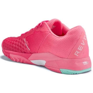 Head Women's Revolt Pro 3.0 Tennis Shoes (Magenta/Pink)