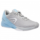 Head Revolt Pro 3.5 Women's Tennis Shoes (Gray/Light Blue) -