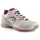 Head Women's Nitro Pro Tennis Shoes (White/Purple) - Head Tennis Shoes