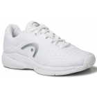 Head Women's Revolt Pro 3.0 Tennis Shoes (White/Silver) - Women's Tennis Shoes