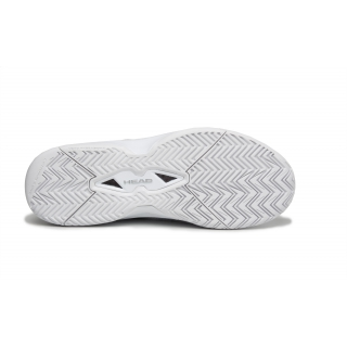 Head Women's Revolt Pro 3.0 Tennis Shoes (White/Silver)