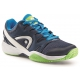Head Nitro Junior Tennis Shoes (Navy/Neon Green) - How To Choose Tennis Shoes