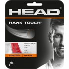 Head Hawk Touch 17g Tennis String, Red (Set) -