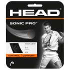 Head Sonic Pro 17g Tennis String (Set) - Head Polyester Tennis String