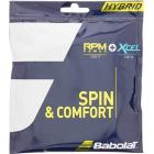 Babolat Hybrid Rpmp125 + Xcel 130 Cording -