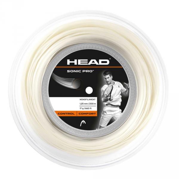 Head Sonic Pro 17g Tennis String (Reel)