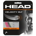 Head Velocity MLT 16g Pink Tennis String (Set) - Arm Friendly Strings