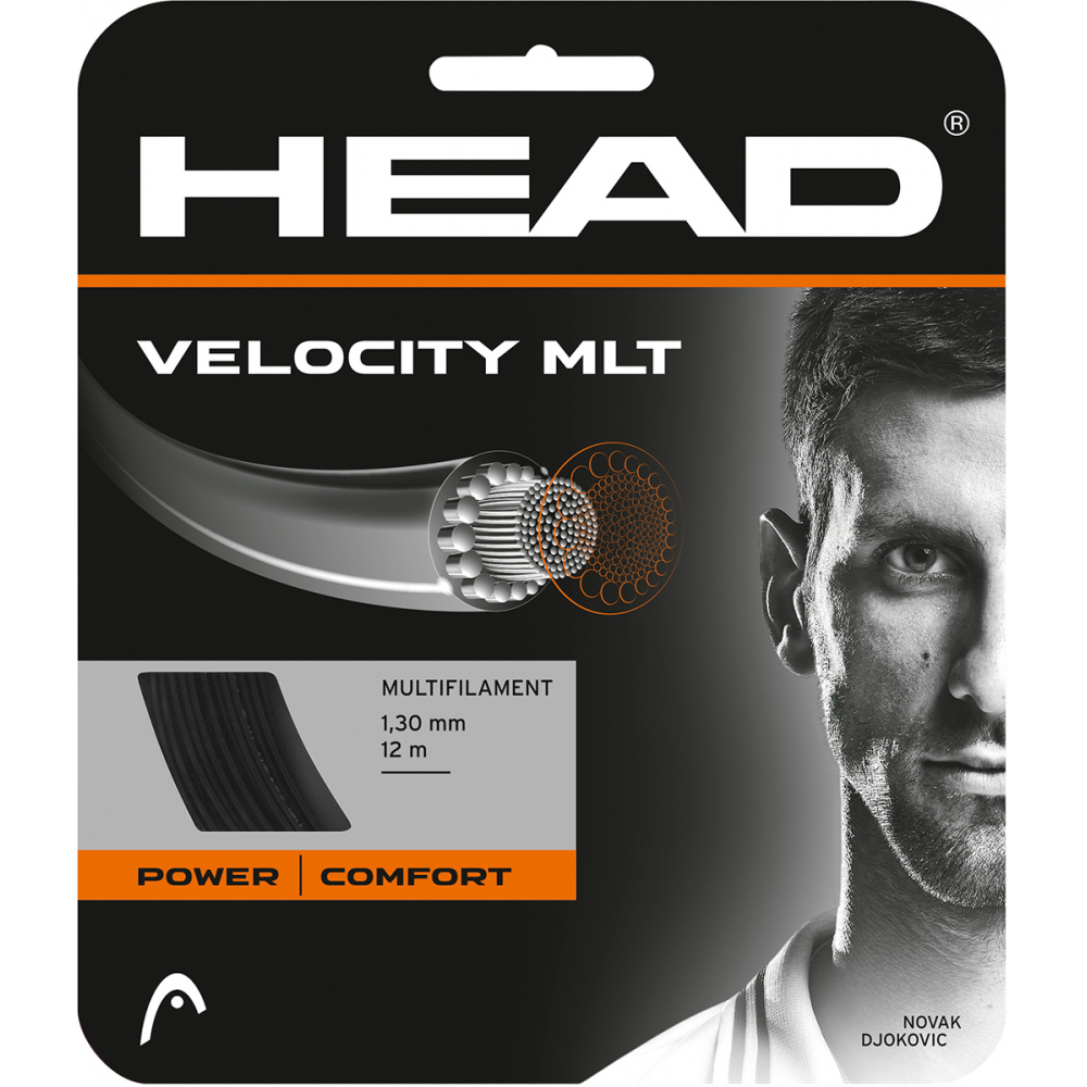 Head Velocity MLT 16g Tennis String (Set)