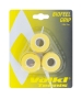 Volkl Biofeel Overgrip 3-Pack (Yellow) - Volkl Over Grips