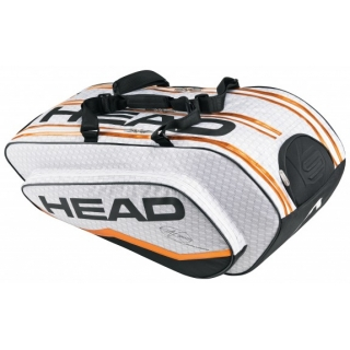 Head Djokovic Monstercombi Tennis Bag
