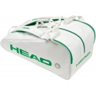 Head White Monstercombi Tennis Bag - Tennis Racquet Bags