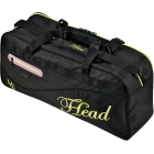 Head Maria Sharapova Court Bag (Blk/ Gld) - 3 Racquet Tennis Bags