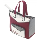 Head Maria Sharapova Womens Tennis Tote Bag (Maroon/ White/ Grey) - Head Tennis Bags