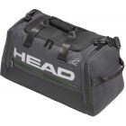Head Djokovic Tennis Duffle (Dark Grey/Black) - Head Tennis Bags