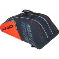 Head Radical 12R Monstercombi Tennis Bag (Orange/Grey)