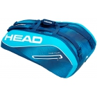 Head Tour Team 9R Supercombi Tennis Bag (Navy/Blue) - Head Tennis Bags