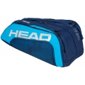 Head Tour Team 12R Monstercombi Tennis Bag (Navy/Blue)