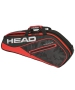 Head Tour Team 3R Pro Tennis Bag (Black/Red) - Head Tour Team Backpack and Bag Series