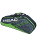 Head Tour Team 3R Pro Tennis Bag (Navy/Green) - Head Tour Team Backpack and Bag Series