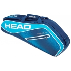 Head Tour Team 3R Pro Tennis Bag (Navy/Blue) - 3 Racquet Tennis Bags