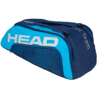 Head Tour Team 9R Supercombi Tennis Bag (Navy/Blue) - Head Summer Tennis Bag Sale