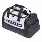 Head Djokovic Tennis Duffle Bag (White/Black) -