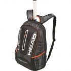 Head Tour Team Tennis Backpack (Black/Silver) - HEAD Summer Bag Special!
