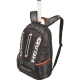 Head Tour Team Tennis Backpack (Black/Silver) - Head Tennis Bags