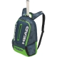 Head Tour Team Tennis Backpack (Navy/Green) - Head Tennis Bags