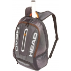Head Tour Team Tennis Backpack (Black/Silver) - SALE! 20% Off Head Tennis Bags