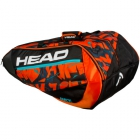 Head 2017 Radical 12R Monstercombi Tennis Bag  - Head Radical Series Tennis Racquet Bags