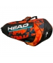 Head 2017 Radical 9R Supercombi Tennis Bag - New Head Racquets, Bags, and Hats