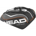 Head Tour Team 12 Pk Monstercombi Tennis Bag (Black)