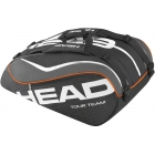 Head Tour Team 12 Pk Monstercombi Tennis Bag (Black) - Head Tennis Bags