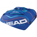 Head Tour Team 12 Pk Monstercombi Tennis Bag (Navy)