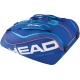 Head Tour Team 12 Pk Monstercombi Tennis Bag (Navy) - Head Tour Team Series Tennis Bags