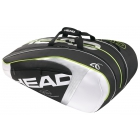 Head Djokovic Series 12R Monstercombi Tennis Bag - 7 Racquet Tennis Bags