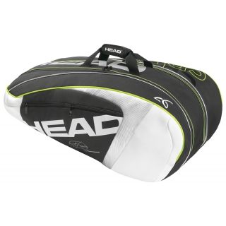 Head Djokovic Series 9pk Combi Tennis Bag