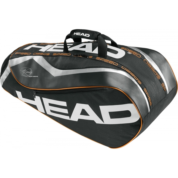 Head Djokovic Signature Combi Tennis Bag