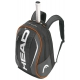 Head Tour Team Tennis Backpack (Black) - Head Tour Team Series Tennis Bags