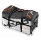 Head Tour Team Travel Bag (Silver/Black) - Head Tennis Bags