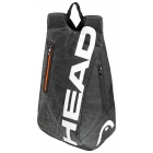Head Tour Team Backpack (Blk/ Org) - Head Tour Team Series Tennis Bags
