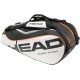 Head Tour Team Combi Bag (Blk/ Wht/ Org) - New Head Arrivals