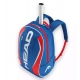 Head Tour Team Tennis Backpack (Blue/Red) - Head Tennis Bags