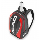 Head Tour Team Tennis Backpack (Red/Black) - Head