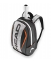 Head Tour Team Tennis Backpack (Silver/Black) - Tour Team Series