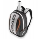 Head Tour Team Tennis Backpack (Silver/Black) - Head Tennis Bags