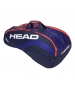 Head Radical 12R Monstercombi Tennis Bag (Blue/Orange) - Head Tennis Racquets, Bags, Shoes, Strings and More