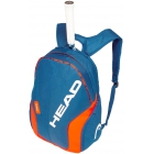Head Radical Rebel Tennis Backpack (Navy Blue/Orange) - Head Tennis Bags