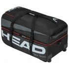 Head Tour Team Tennis Travelbag (Black/Grey) - Shop the Best Selection of Tennis Racquet Bags